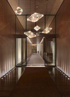 Corridor by @YabuPushelberg