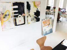Line Juhl Hansen, The Studio in Aarhus, Denmark