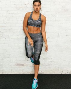 Summer bodies are made in winter! Go to @HBFIT for an exclusive at home workout to stay fit during the holidays #IGotThis @adidaswomen #HBFIT