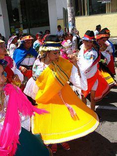 Cayambe Fiestas de San Pedro