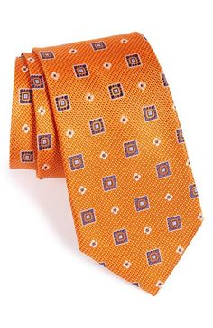 Nordstrom Medallion Silk Tie available at #Nordstrom
