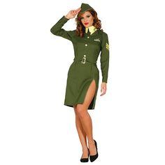 Disfraz de Vestido Militar de Gala Adulto #carnaval #novedades2016