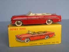 1950s Dinky Toy from House on the Hill Toy Museum