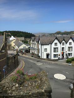 Wales fishing village