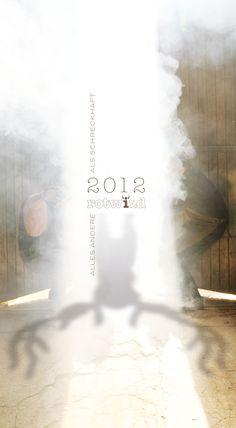 Rotwild Kalender 2012 Deckblatt