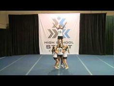 Partner Stunts 2B - YouTube