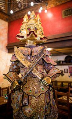 A great restaurant at Disney's Animal Kingdom!