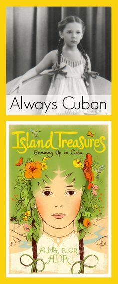 The children's author Alma Flor Ada shares her Cuban journey for Latin@s in Kid Lit readers.