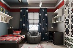 Спальня для подростка - Галерея 3ddd.ru