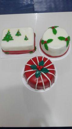Minicake navidad