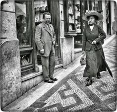 Joshua Benoliel, Lisbon, 1912