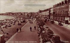 Weymouth esplanade.
