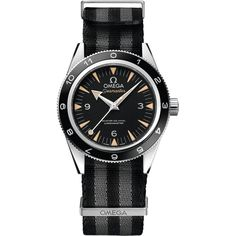 Omega Seamaster 300 'Spectre' Limited Edition Watch For James Bond Spectre Movie Omega Seamaster 300 Spectre, Omega Speedmaster, Cool Watches, Watches For Men, Unique Watches, Casual Watches, Women's Watches, Watches Online, Fashion Watches