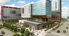 As the student population at Temple University expands, real estate on either side of North Broad Street has become a prime target for redevelopment in recent years. Apartment Projects, Home Projects, Student House, Real Estate Development, Master Plan, Temple, Things To Come, Construction, The Unit