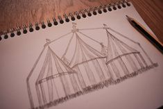 Sketch Circus Tent by CroSito on DeviantArt Painting & Drawing, Art Drawings, Tent, Art Ideas, Sketches, Deviantart, Inspiration, Cabin Tent, Biblical Inspiration