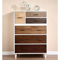 Christian 6-drawer Chest - Overstock Shopping - Great Deals on Dressers