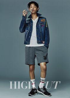 Jung Joon Young - High Cut Magazine Vol.148
