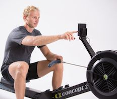 series of five wods recommended by concept 2 for your first rowing workouts, these prep you for longer rowing sessions.