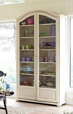 Scandinavian Cabinet China Cabinet, Bedroom Ideas, Shabby, Living Room, Storage, Furniture, Home Decor
