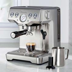 Breville Espresso Machine, Espresso Machine Reviews, Coffee Maker Reviews, Espresso Coffee Machine, Espresso Maker, Commercial Espresso Machine, Barista, Best Espresso, Italian Coffee