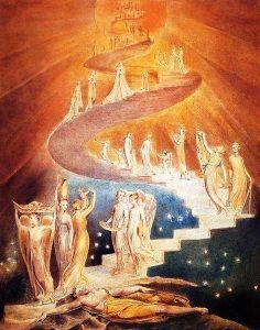 emotional guidance scale (art work by William Blake)