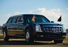 Limusina presidencial (Estados Unidos) - Wikipedia, la enciclopedia libre
