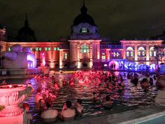 If you are looking for a Budapest nightlife and its party scene, here are things you need to know before going to SPArty, the epic Budapest Pool Party. Budapest Nightlife, Budapest Thermal Baths, Stuff To Do, Things To Do, New Brunswick Canada, Thermal Pool, Europe Bucket List, Most Romantic Places
