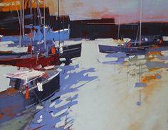 Tony Allain - pastel