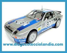 "PORSCHE 924 GTR "" 24h. LE MANS 1982 - WINNER GTP "" DE FALCON SLOT REF/ 02005 . Falcon Slot Cars. Tienda Scalextric , Slot Madrid. www.diegocolecciolandia.com .Tienda Coches Slot Madrid. www.diegocolecciolandia.com . Coches Scalextric en Madrid. www.diegocolecciolandia.com .Comprar Scalextric en Madrid.Tienda Scalextric,Tienda Slot en Madrid,en España.Coches Scalextric en oferta.Slot Cars Shop Spain. Juguetería Scalextric, Slot en Madrid, en España."