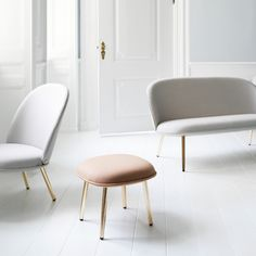The 15 % off Normann Copenhagen upholstery sale ends today! The Ace lounge collection is smaller than traditional lounge furniture, which makes them easier to fit into a hotel room or a small city apartment. Brand: Normann Copenhagen Designer: Hans Hornemann Lounge Furniture, Furniture Design, Danish Design Store, Conference Chairs, Dream Decor, Living Room Bedroom, Furniture Collection, Scandinavian Design, Decoration