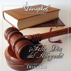 A quienes buscan la excelencia en la aplicación de la justicia y el cumplimiento de las leyes. Feliz #DiadelAbogado #SencillamenteDelicioso  #ley #leyes #justicia #derecho #Venezuela