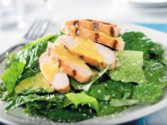 Grilled chicken caesar salad-A restaurant favorite you can make at home, thanks to Sylvia Morrell of Darlington