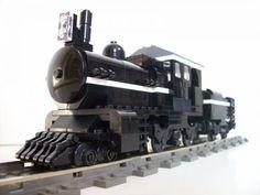 LEGO Steam Train | Steam Train Engine