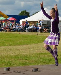 Europe: Sword dance, Scotland