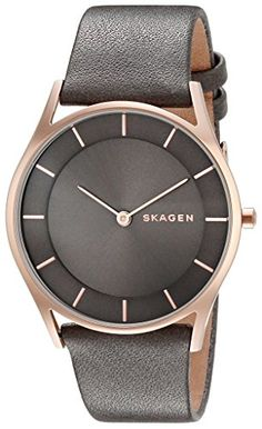 Skagen Women's SKW2346 Holst Analog Display Analog Quartz Grey Watch Skagen http://www.amazon.com/dp/B00X5JG38Q/ref=cm_sw_r_pi_dp_MLwtwb03Z0K2F