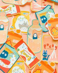 Kawaii Stickers, Cute Stickers, Sticker Shop, Sticker Design, Wallpaper Iphone Cute, Cute Wallpapers, Aesthetic Stickers, Cute Illustration, Kawaii Illustration