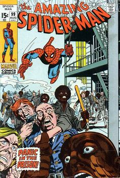 The Amazing Spider-Man (Vol. 1) 099 (1971/08)