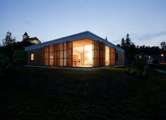 Family House in Králův Dvůr OV-A opočenský valouch architects