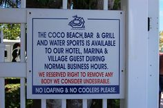 Coco Beach Bar & Grill located on Treasure Cay Beach ..... we share many, many terrific memories on that beach and in that seaside restaurant and bar!