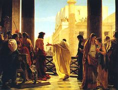 Ciseri - Ecce Homo (Behold the man)