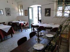 Trattoria dai Pironcelli, Italia.