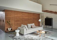 Combo Design is officieel dealer van Design on Stock ✓ Gratis offerte aanvragen Aikon Lounge bank ✓ Altijd de scherpste prijs ✓ Snelle levering Home Design, Modern Design, Interior Design, Lounge, Modular Couch, Sofa, Living Room, Bed, Furniture