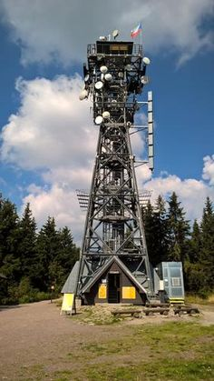 Lookout Tower, Czech Republic, Towers, Building, Tours, Buildings, Bohemia, Architectural Engineering