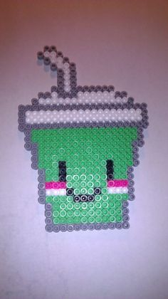 Sodie Cup perler beads by GwenniStars