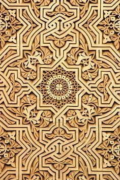 moroccan plasterwork - Google Search