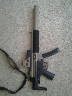"weaponscompany: ""CBQ Remington 870 """