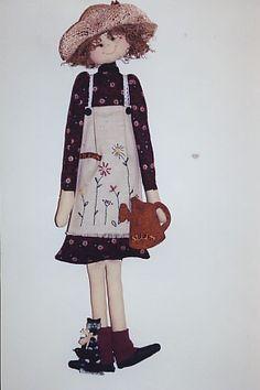 Las chorradikas de Laury: Muñeca de trapo