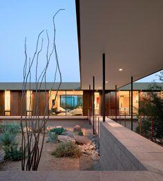 Levin Residence. Location: Marana, Arizona, USA; firm: Ibarra Rosano Design Architects; year: 2009