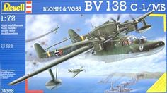ブローム&フォス Bv138 C-1/MS Revell (プラモデル)