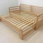 Luke - lamelový rošt, pro plnohodnotné spaní - roztah 1700x200